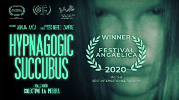 Hypnagogic succubus, videoarte, 2019